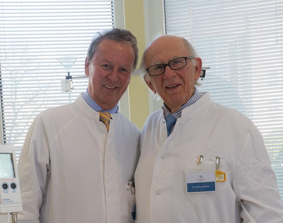 Dr Chervet et Pfr Sandhaus